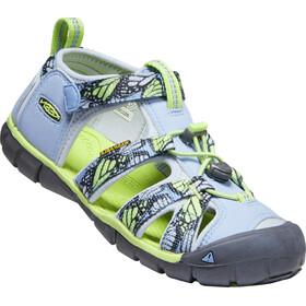 Keen Seacamp II CNX Chaussures Enfant, hydrangea/sharp green